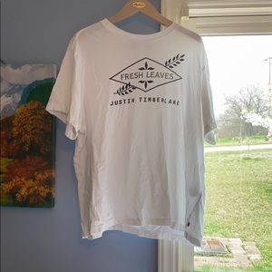 Levi's Justin Timberlake t-shirt